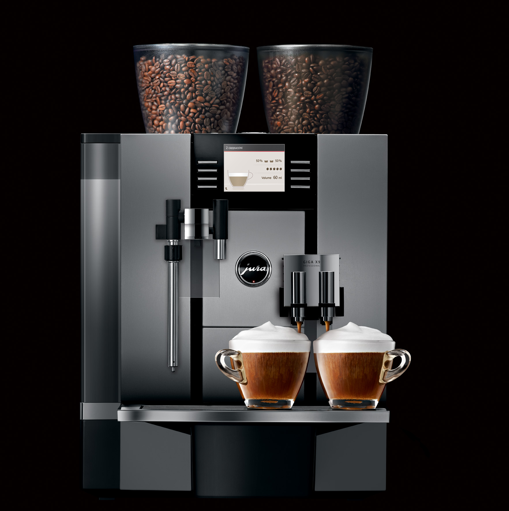 Jura Giga X9 Bean To Cup Coffee Machine Kenco Vending Blog