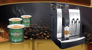 Krea Bean to Cup Coffee Machines UK